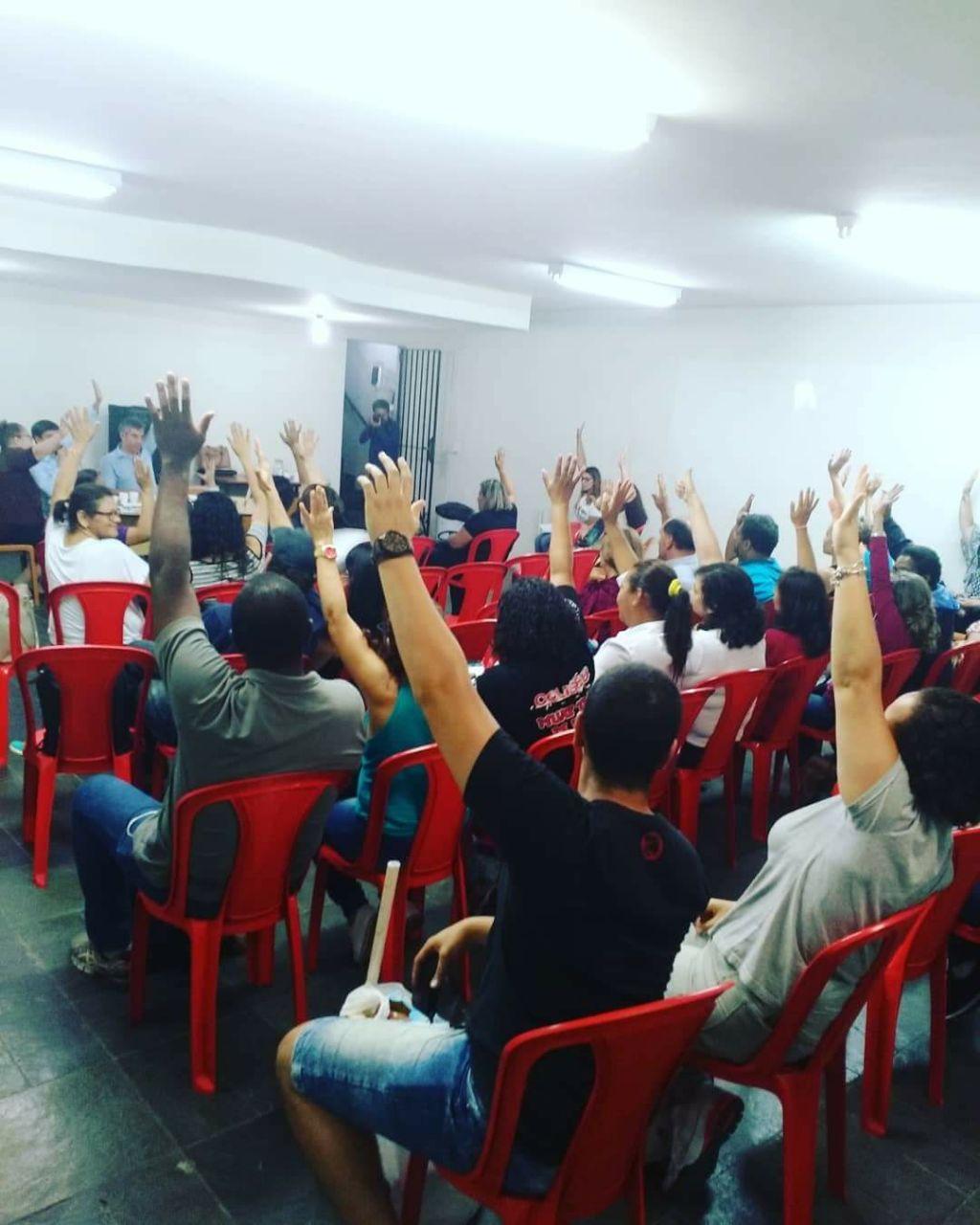 Imagem de Não à  precarização da saúde: Servidores aprovam estado de greve e pedem CPI da GreenLine