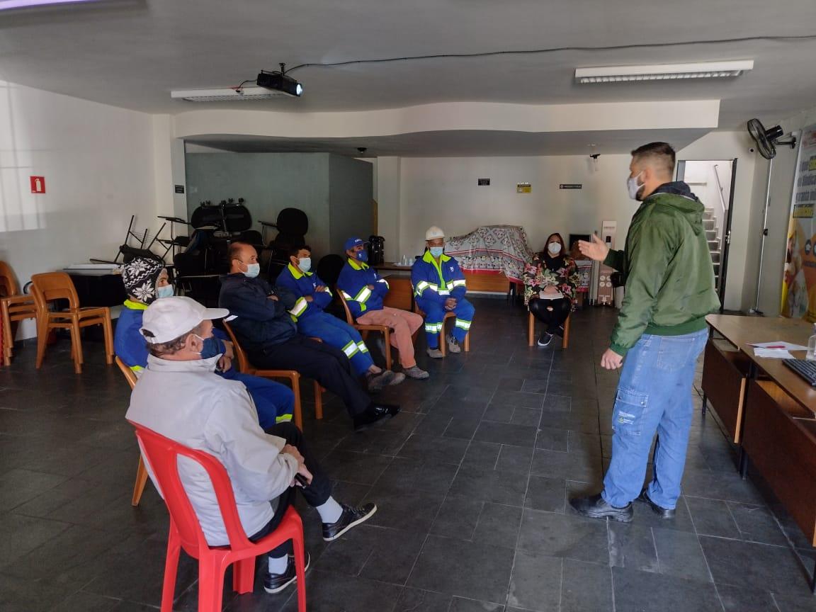 Imagem de Sindicato explica reclassificação para profissionais encanadores e pedreiros