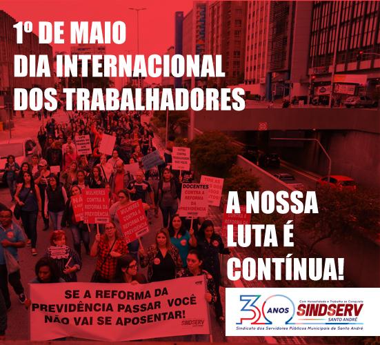 Imagem de Reforma da Previdência: Centrais Sindicais convocam trabalhadores para Greve Geral no dia 14/6