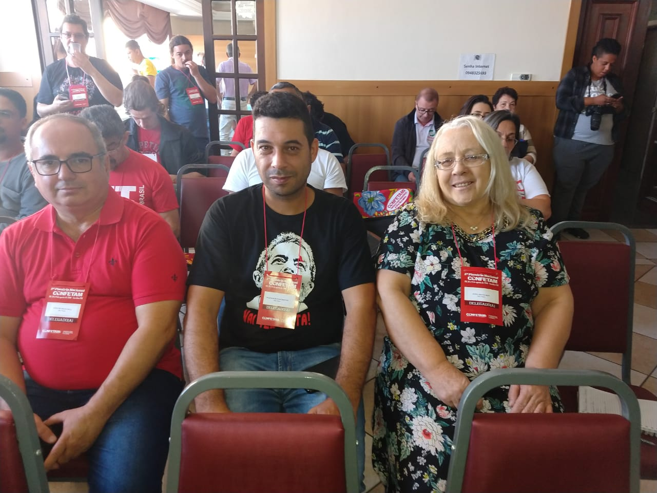 Imagem de Sindserv Santo André participa da 8ª Plenária Nacional da Confederação dos Trabalhadores no Serviço Público Municipal