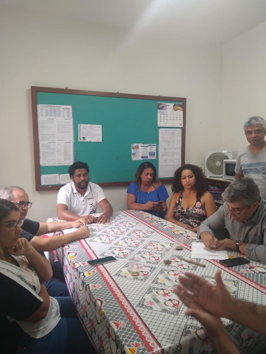 Imagem de Covid-19: Sindserv Santo André propõe medidas de proteção à saúde e segurança dos servidores da Saúde