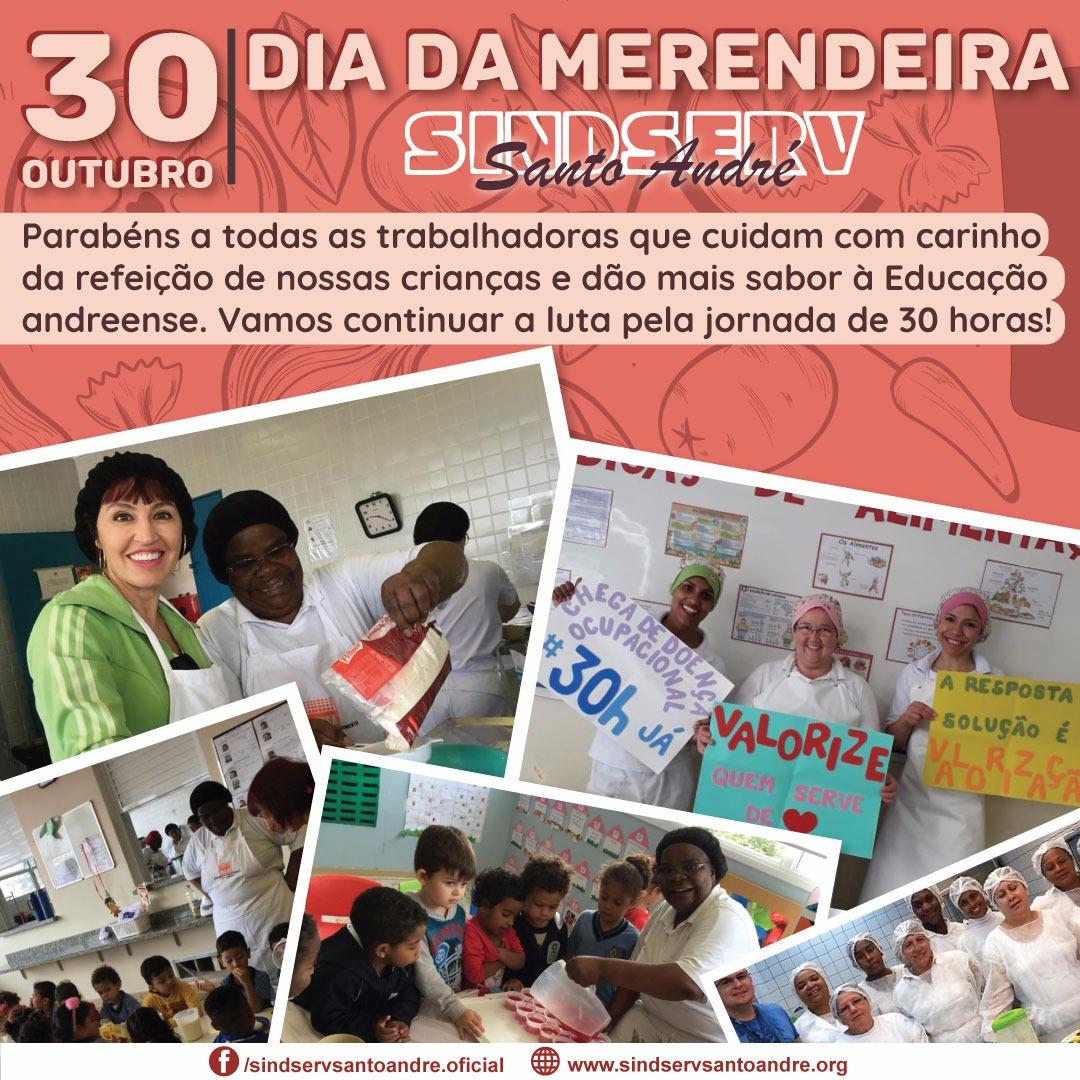 Imagem de Parabéns, merendeiras!