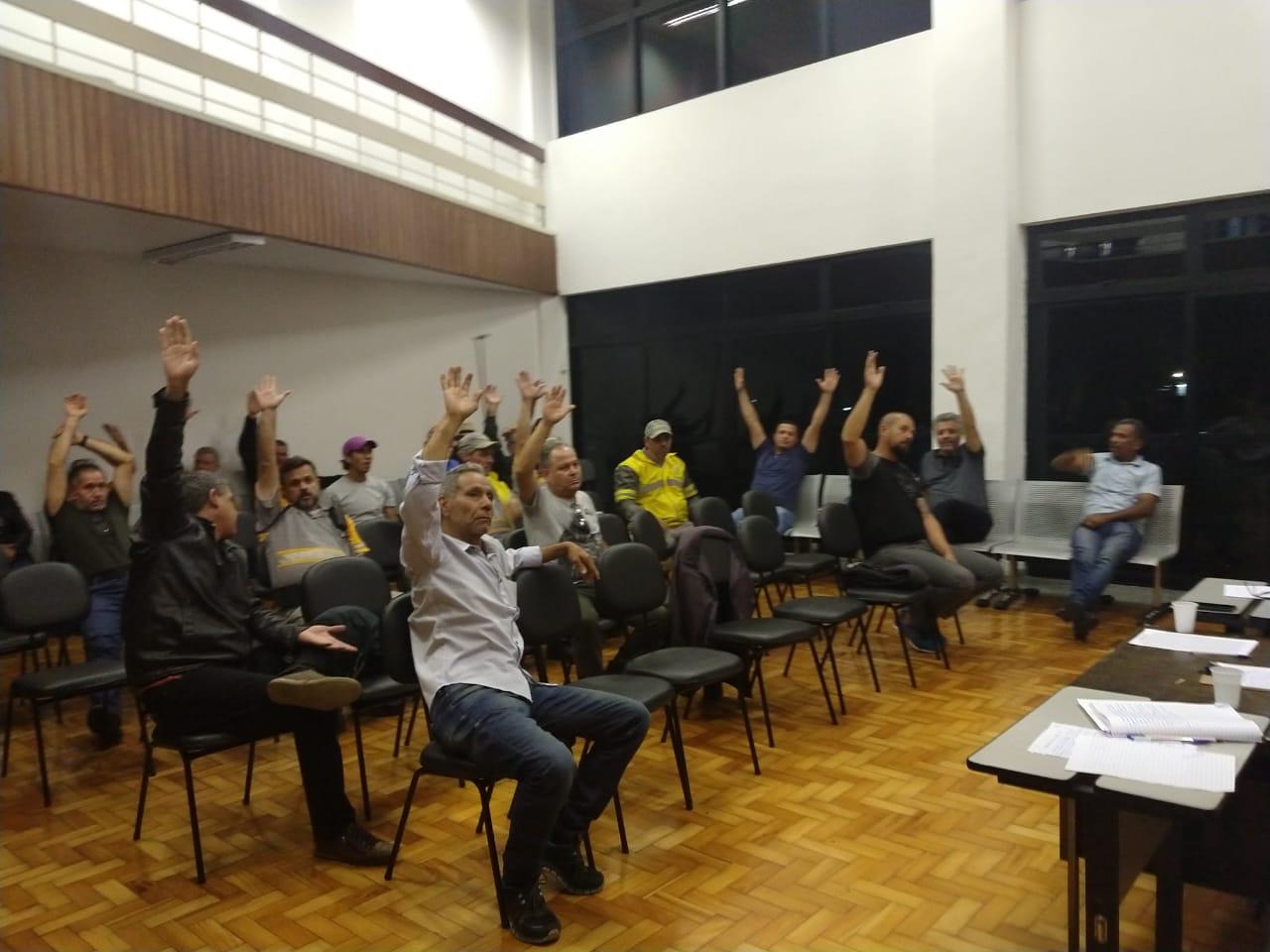 Imagem de Trânsito: Trabalhadores no DET aprovam ampliação da Comissão de Representação