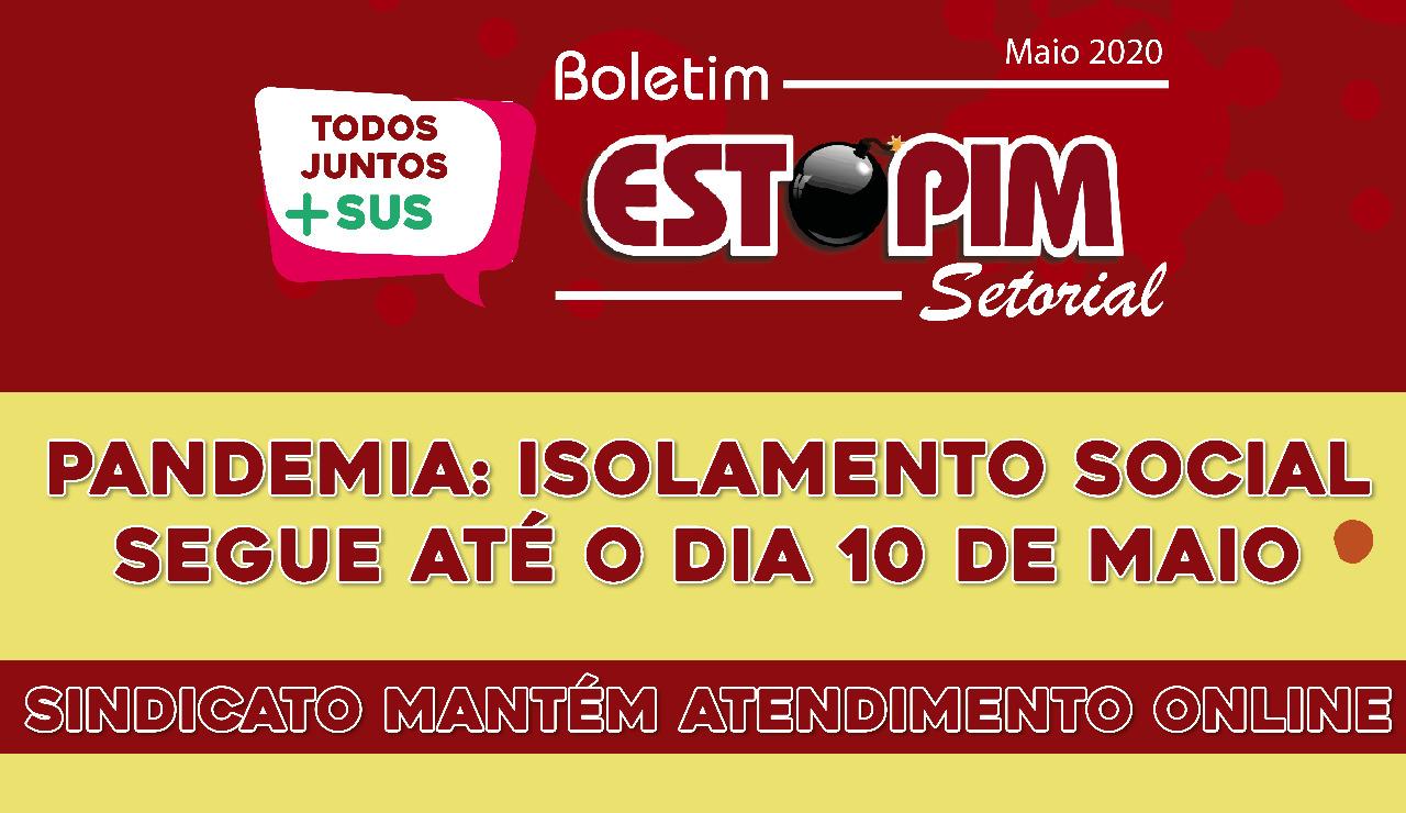 Imagem de Pandemia: Isolamento social é prorrogado em Santo André até o dia 10 de maio