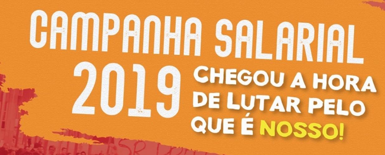Imagem de Campanha Salarial 2019: Sindserv Santo André realiza assembleia com a categoria nesta quarta-feira (15)