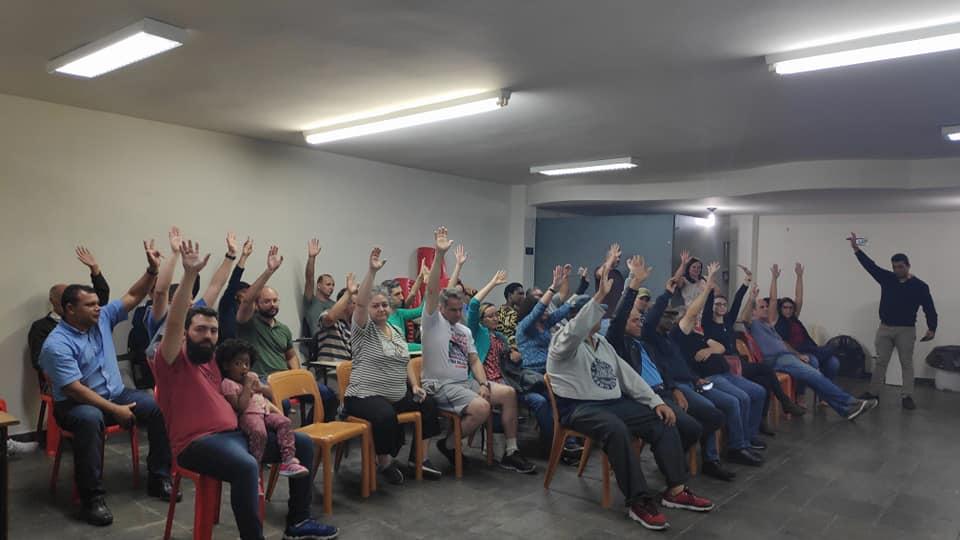 Imagem de Campanha Salarial 2019: Servidores andreenses rejeitam proposta da Prefeitura e reivindicam retomada da mesa de negociação