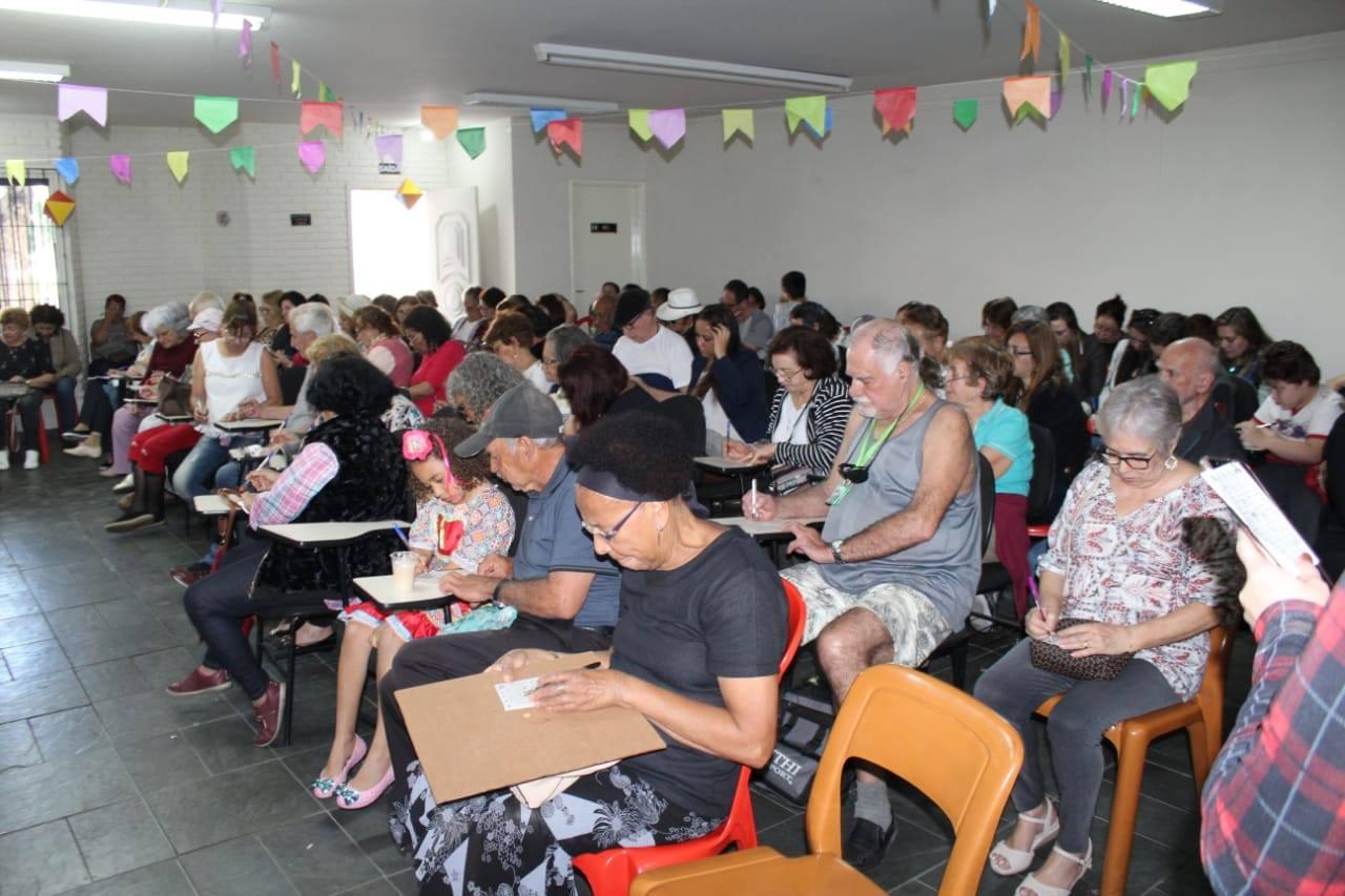 Imagem de Festa Julina do Sindserv Santo André agita servidores e seus familiares