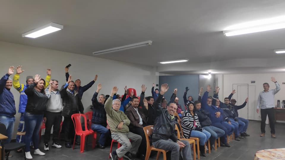 Imagem de Campanha Salarial 2019: Servidores aprovam proposta de reajuste da Prefeitura