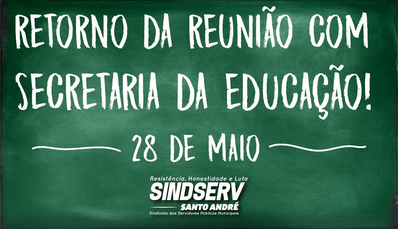 Imagem de Secretaria de Educação responderá pedidos do Sindicato sobre Greve Sanitária até segunda-feira (31)