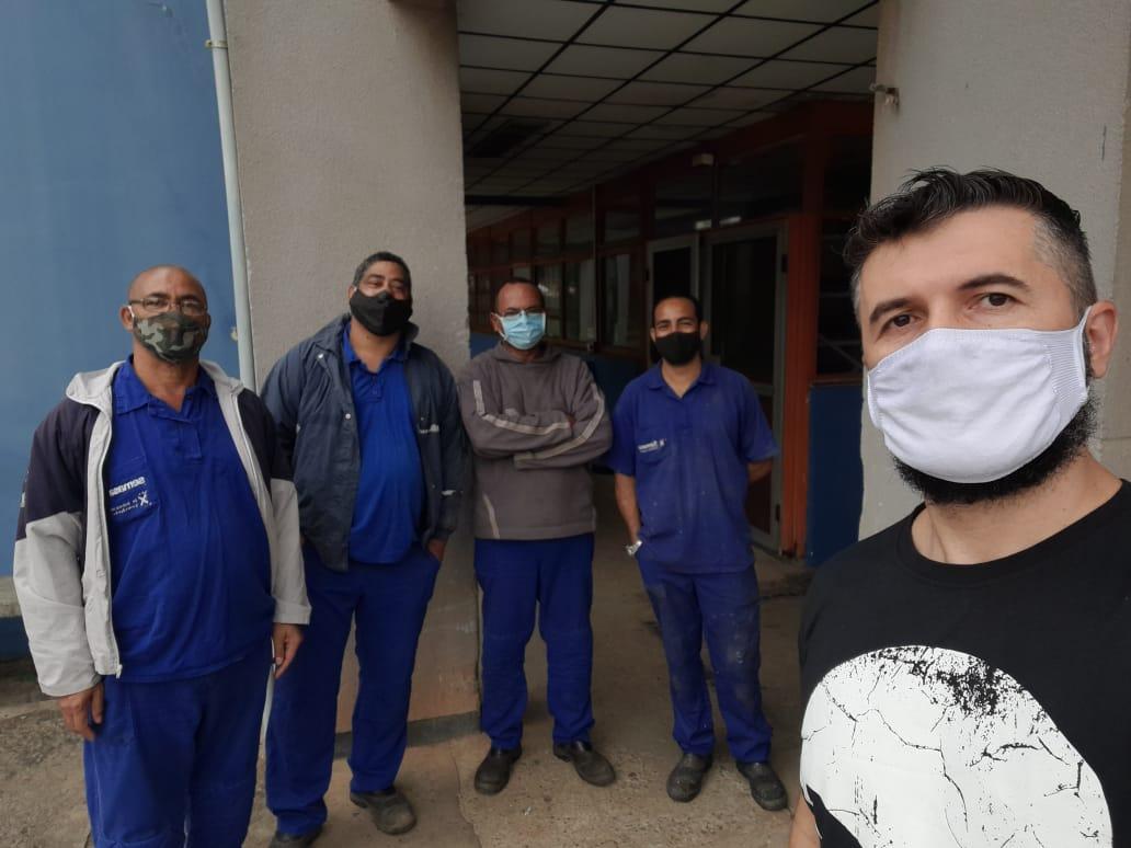 Imagem de Transferência de unidade: Sindserv Santo André esclarece dúvidas dos operacionais do Semasa Guarará