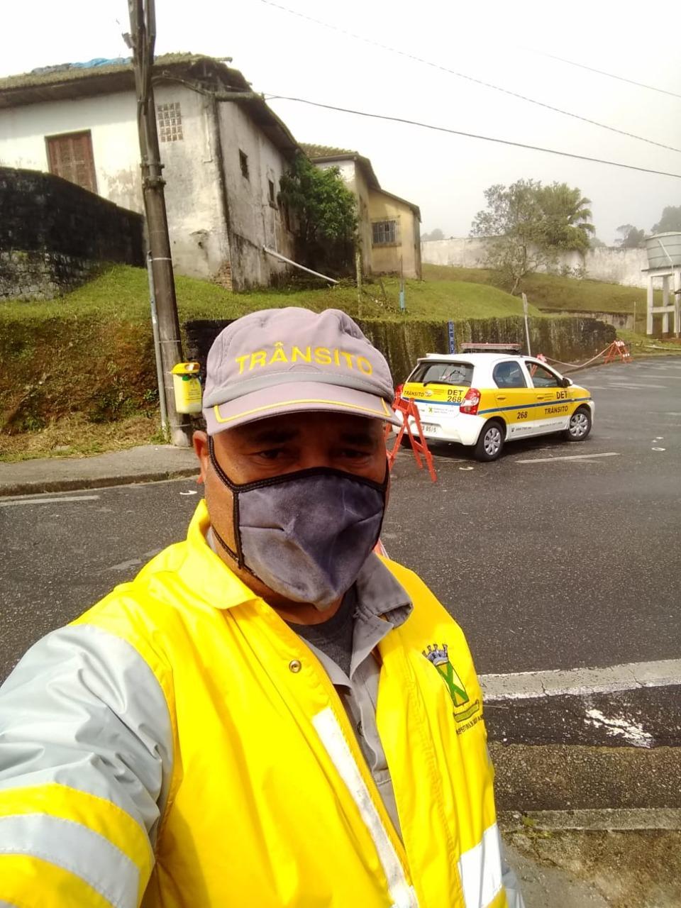 Imagem de Estopim Entrevista: o agente de trânsito Rogério conta sua experiência nas Olimpíadas