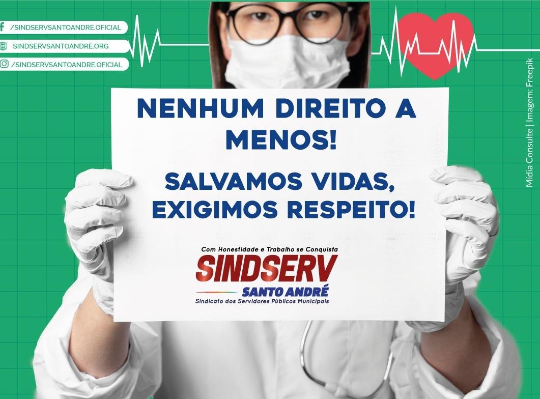 Imagem de Sindicato cobra de Secretário o cumprimento do Acordo Coletivo para servidores na Saúde