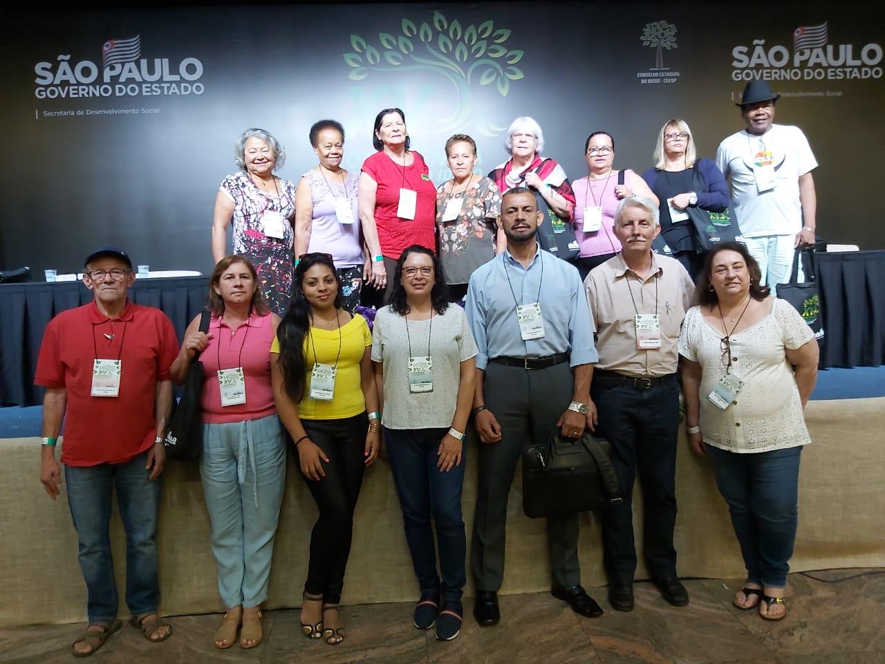 Imagem de Sindserv Santo André participa da XV Conferência Estadual do Conselho do Idoso