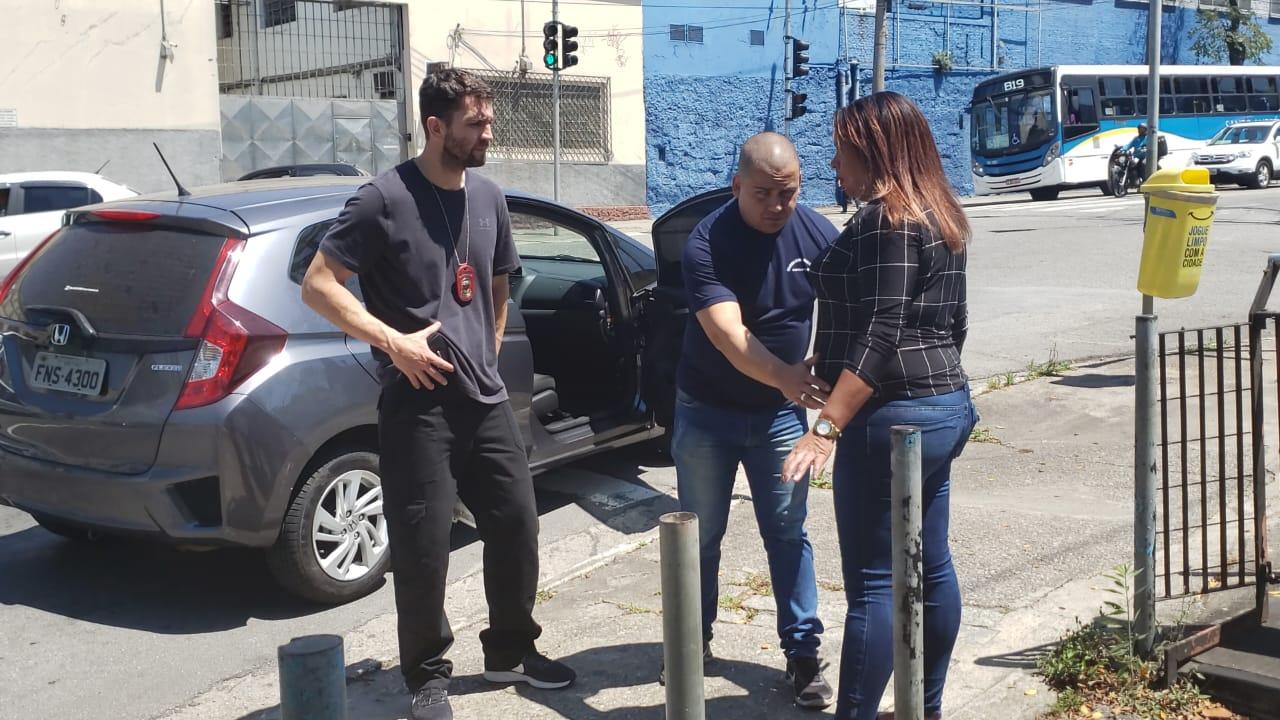 Imagem de Jurídico criminal do Sinserv Santo André acompanha servidor em reconstituição de crime