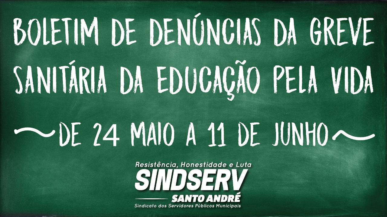 Imagem de Sindserv Santo André recebe denúncias de surto de COVID-19 nas escolas e salas sem ventilação