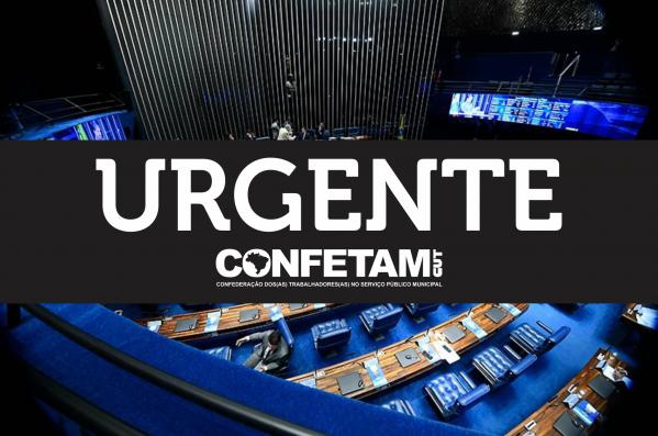 Imagem de Alerta geral para a resistência: PEC Emergencial será votada na quinta (25) no Senado