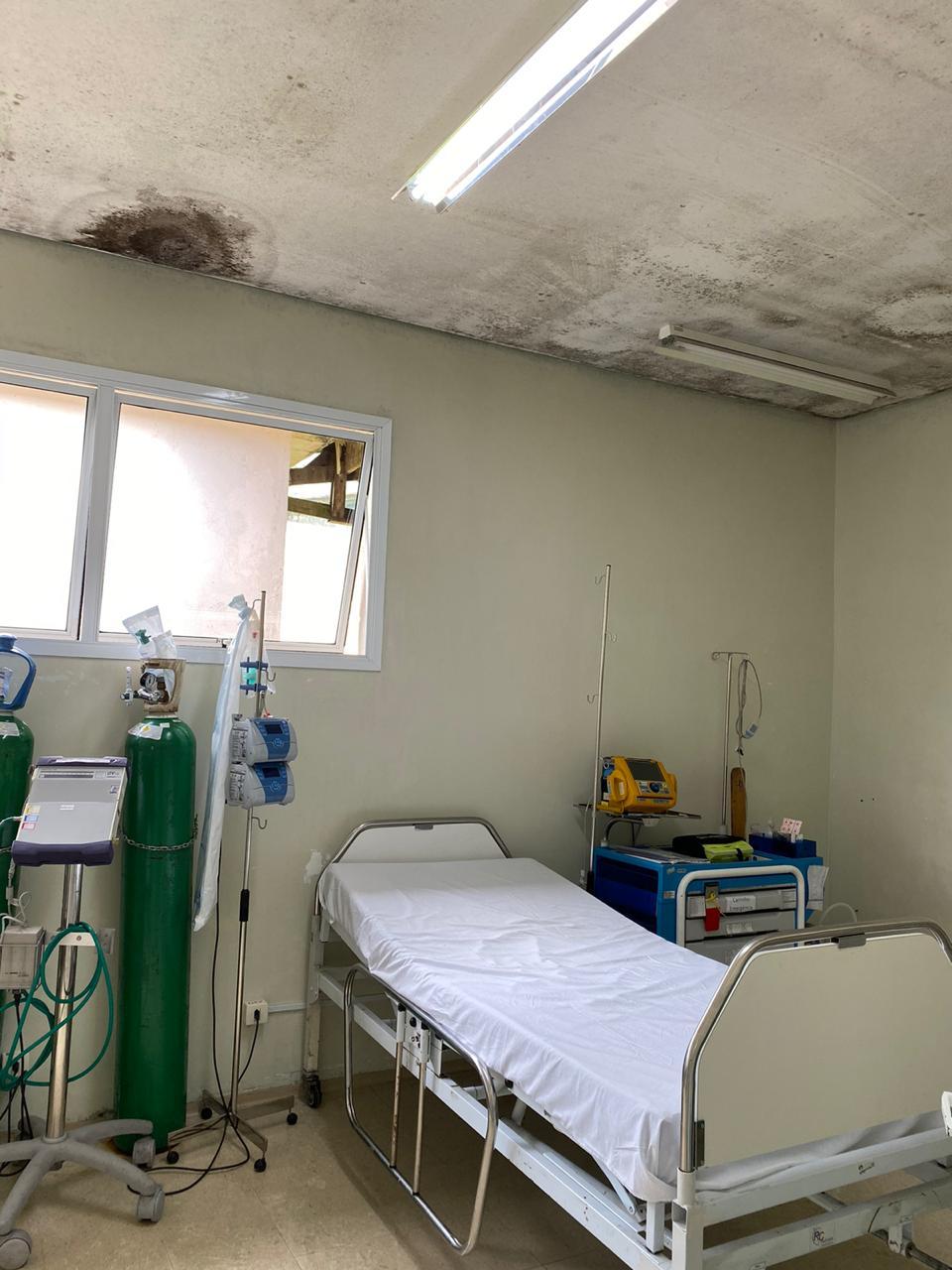 Imagem de Após laudo do Sindicato na UPA Paranapiacaba, SOSP e Secretaria de Saúde visitarão o local