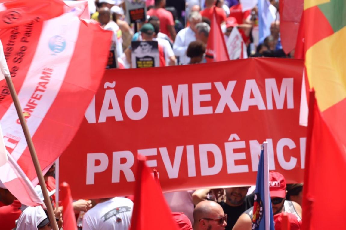 Imagem de Reforma da Previdência acaba com a aposentadoria dos professores e professoras e dará um rumo catastrófico para educação brasileira