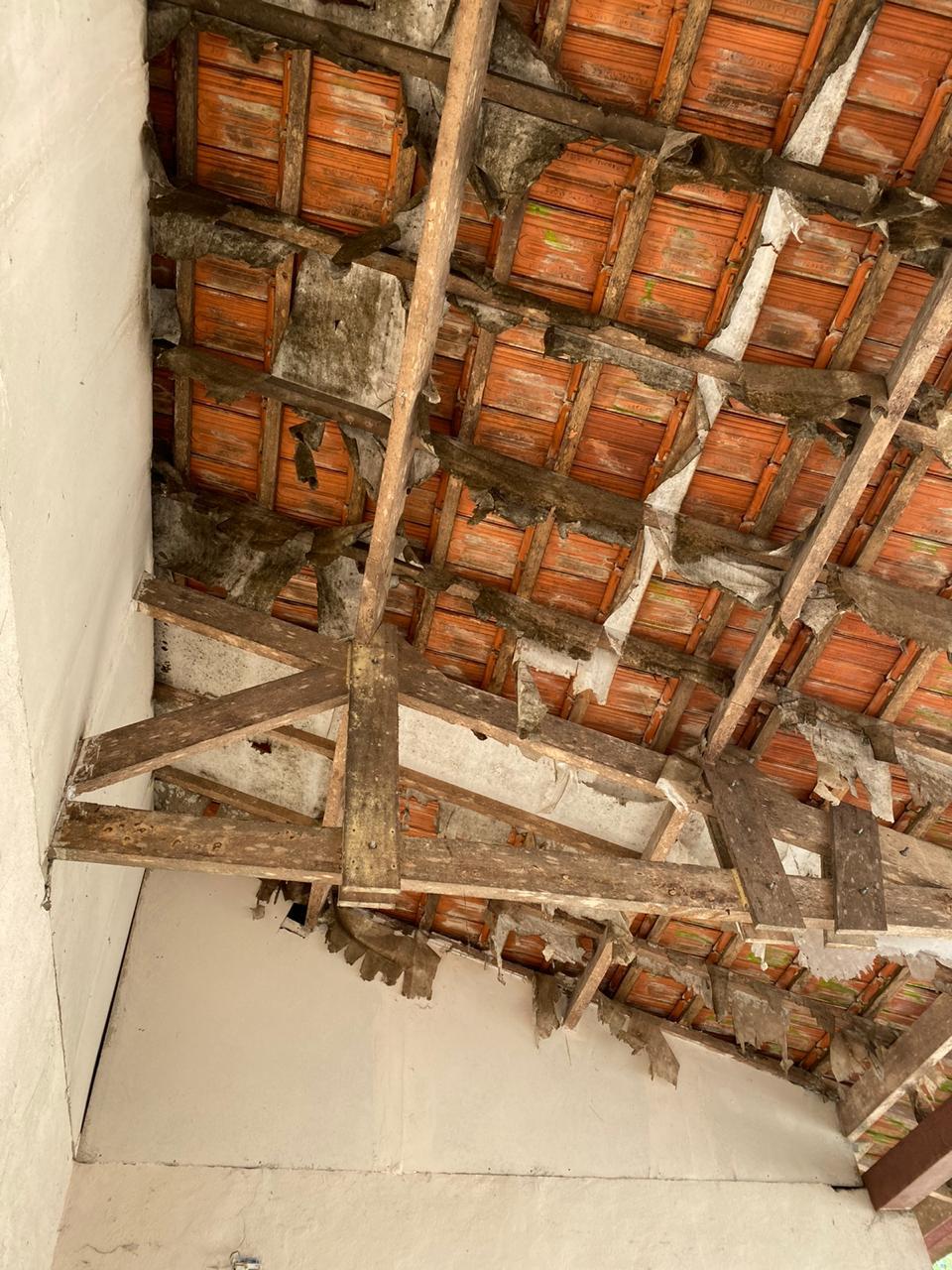 Imagem de Unidade de Saúde de Paranapiacaba está sem manutenção e coloca em risco a vida dos servidores e munícipes