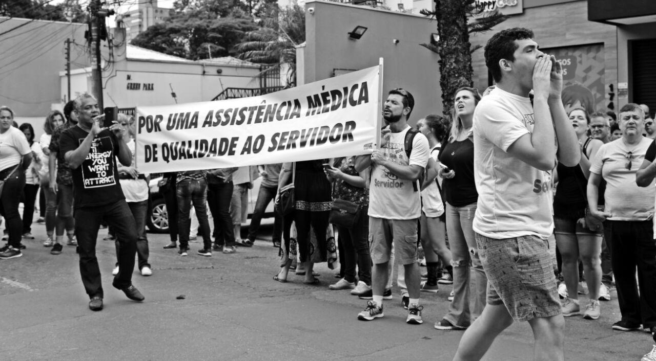 Imagem de Convênio de Qualidade Já: Sindserv Santo André se reúne com Prefeito Paulo Serra