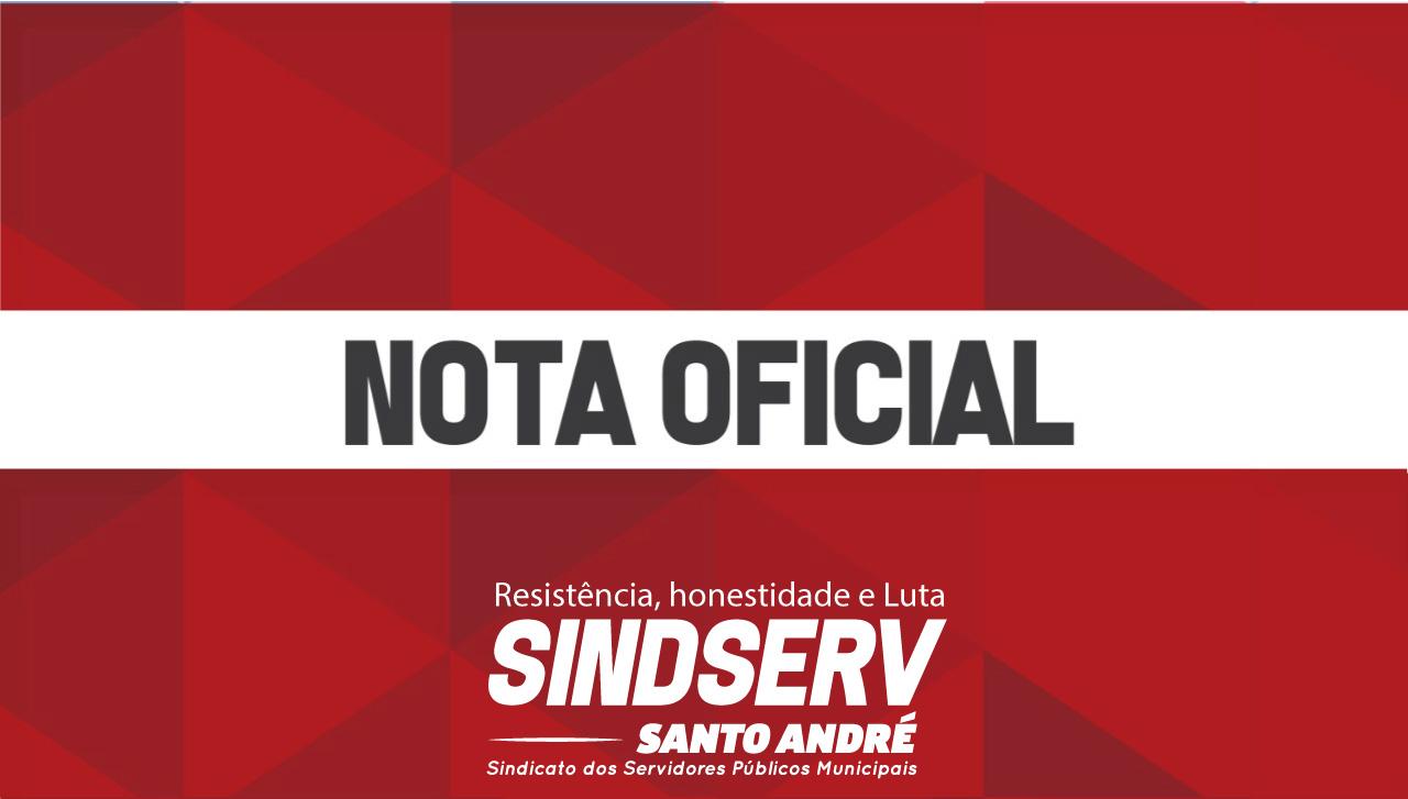 Imagem de Sindserv Santo André repudia comunicado da Secretaria de Educação que pede que docentes retornem na segunda às escolas