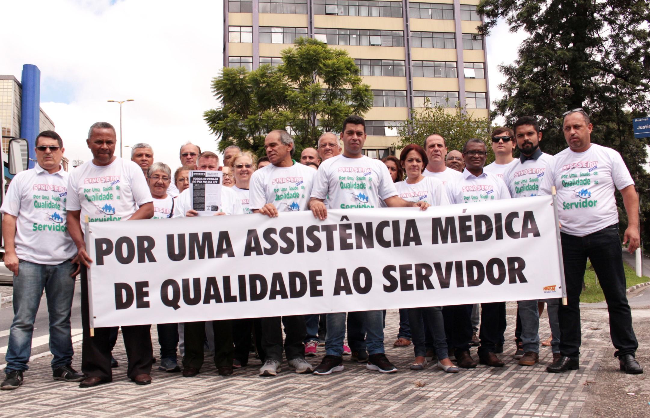 Imagem de Sindserv Santo André pede ao IPSA documentação da Greenline para análise