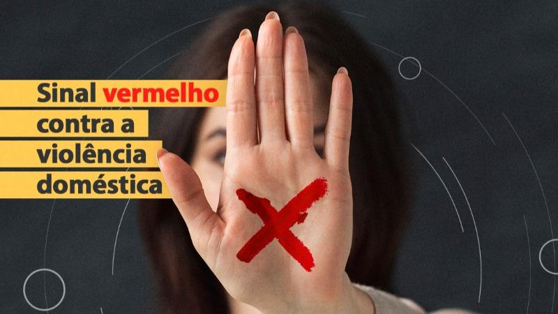 Imagem de Sancionada Lei de enfrentamento à violência doméstica e familiar durante pandemia