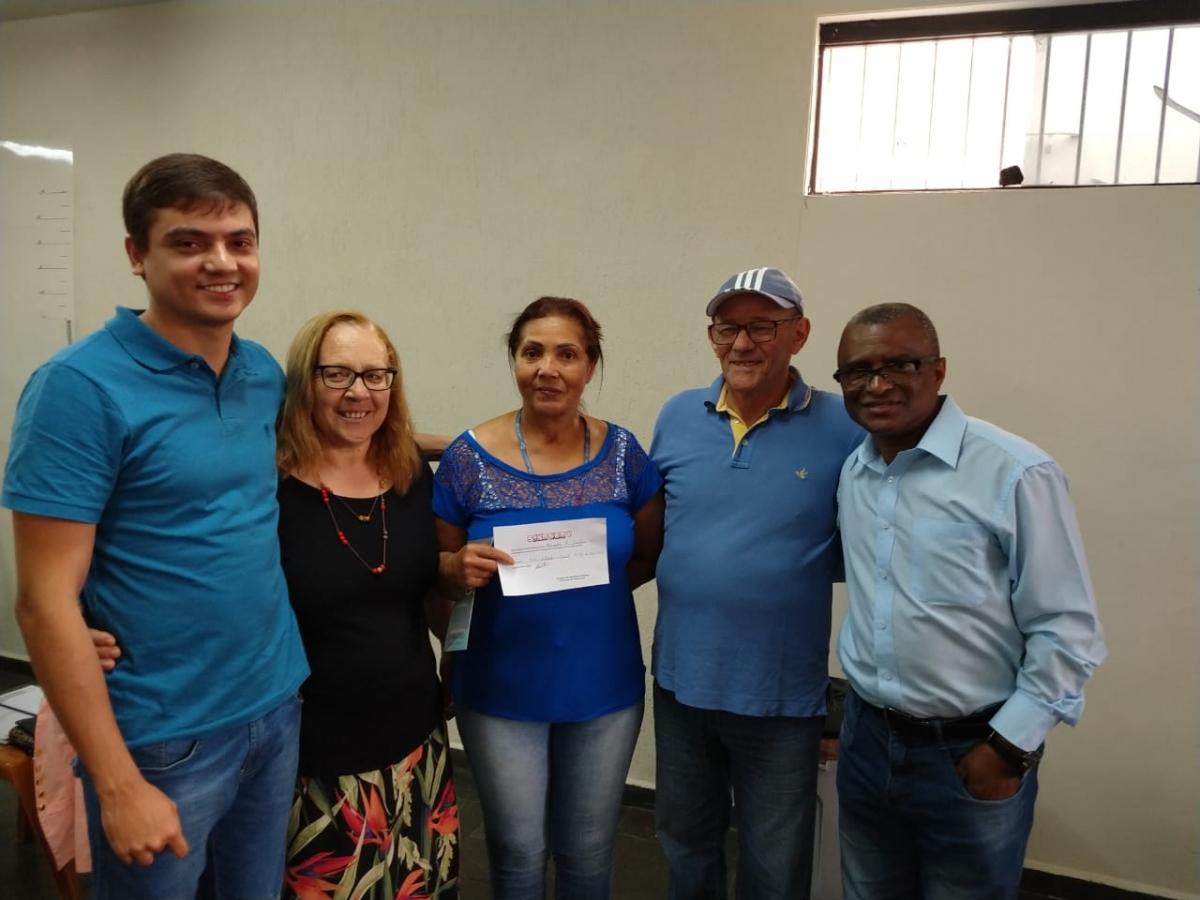 Imagem de Servidores participam de atendimento no Sindserv Santo André para diagnosticar problemas na visão
